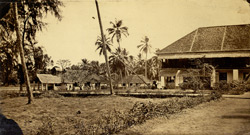 General view of the Anglo-Vernacular School, Mavelikkara, Travancore